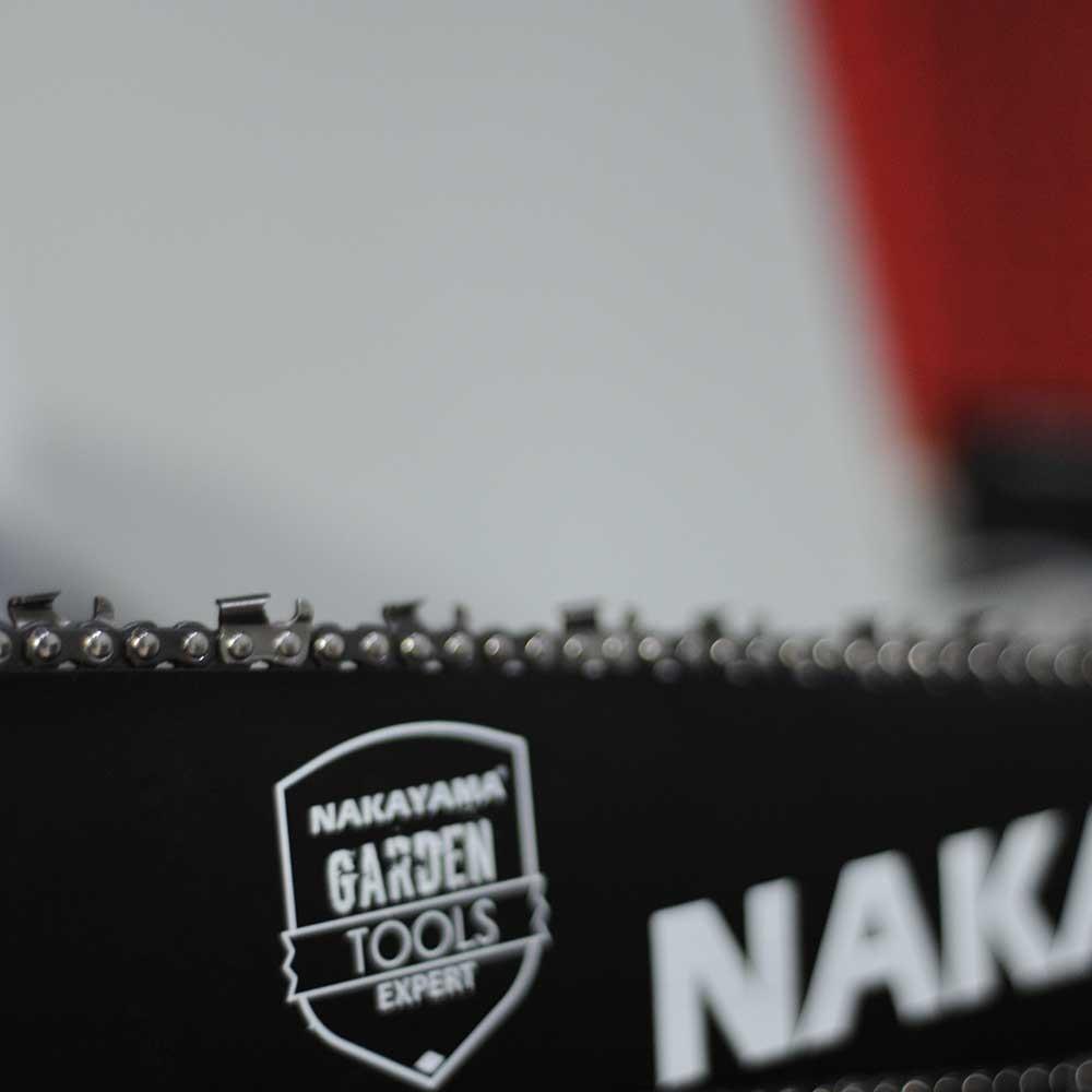 Αλυσοπρίονο 62cc 4HP λάμα 55cm NAKAYAMA PC6500