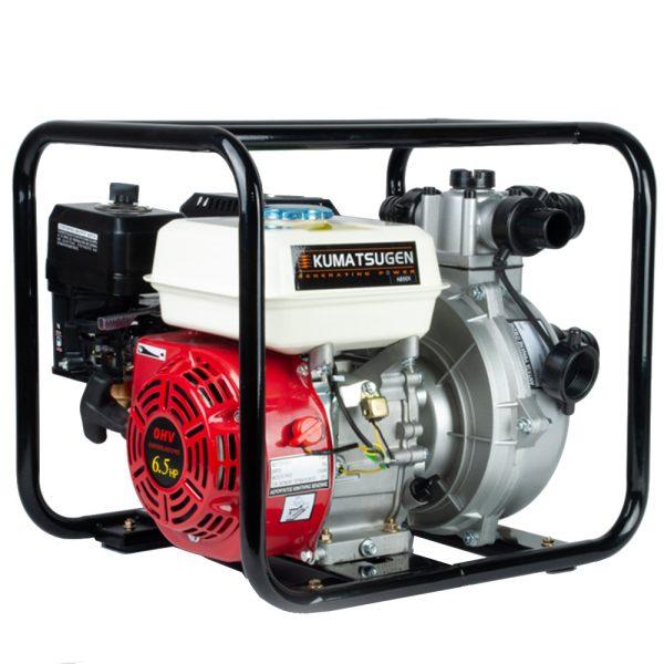 Αντλία βενζινοκίνητη πυρόσβεσης KUMATSUGEN AB50X