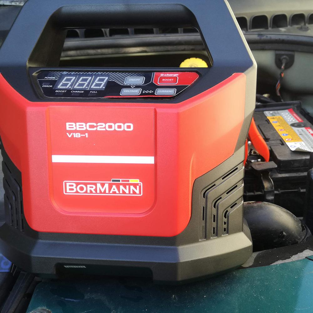 Αυτόματος φορτιστής 320W BORMANN BBC2000