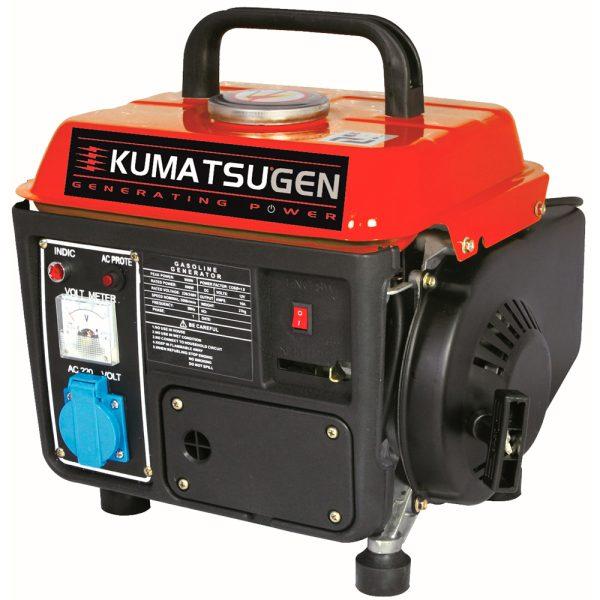 Γεννήτρια βενζίνης δίχρονη 1KVA KUMATSUGEN GB1000