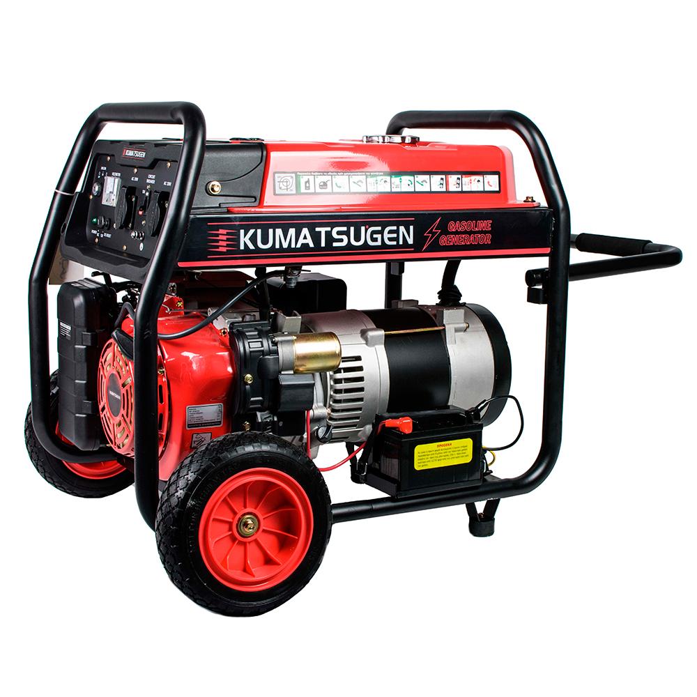 Γεννήτρια βενζίνης 10KVA 18HP KUMATSUGEN GB10000MP