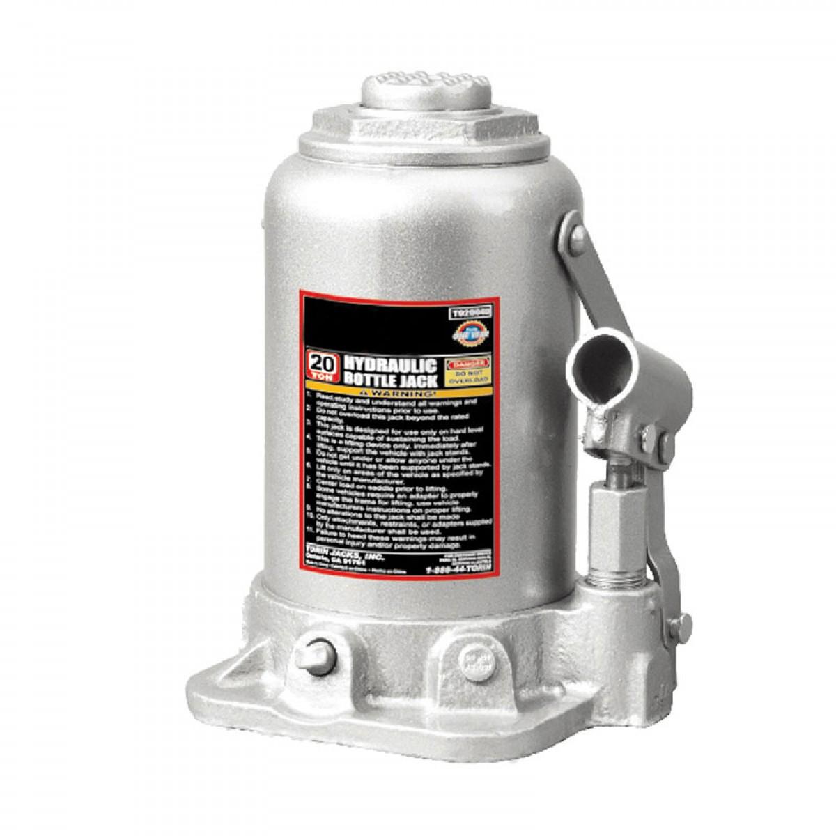 Γρύλλος μπουκάλας υδραυλικός 8 τόνων BORMANN BWR5019 Γρύλλος μπουκάλας υδραυλικός 5 τόνων BORMANN BWR5018
