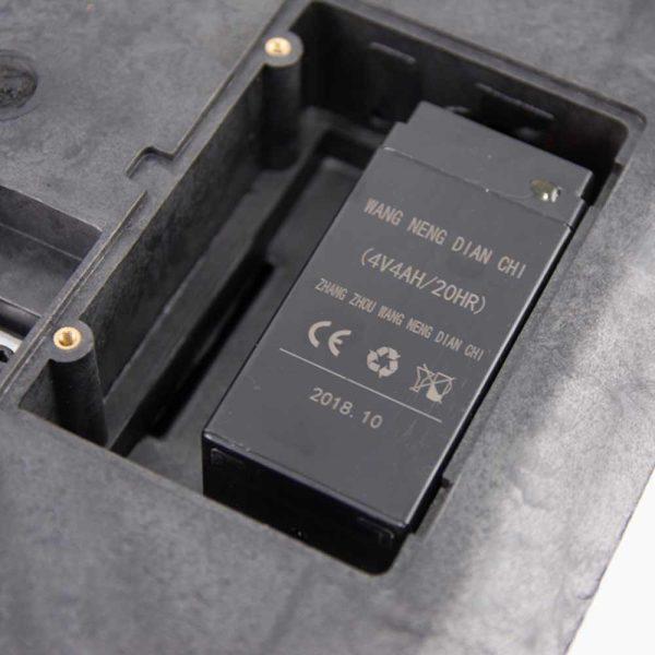 Ζυγαριά διπλής οθόνης με κολώνα BORMANN DS4500