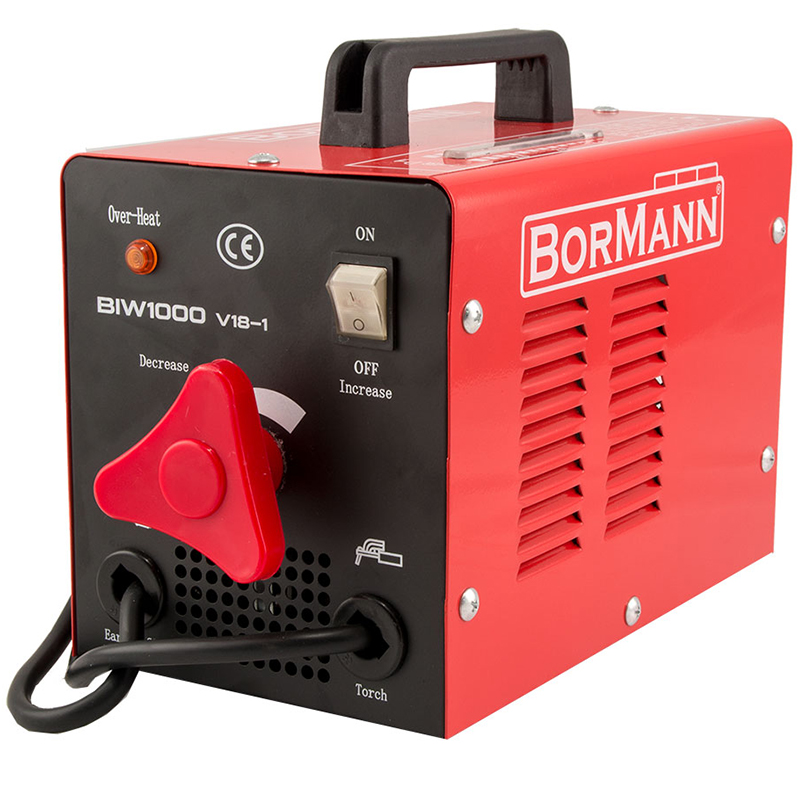 Ηλεκτροκόλληση ηλεκτροδίου ΜΜΑ 100Α BORMANN BIW1000