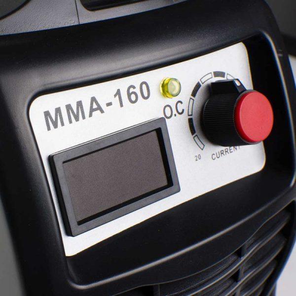 Ηλεκτροκόλληση Inverter 160A BORMANN BIW1600