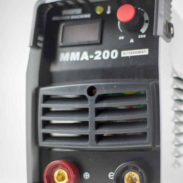 Ηλεκτροκόλληση Inverter 200A BORMANN BIW2000