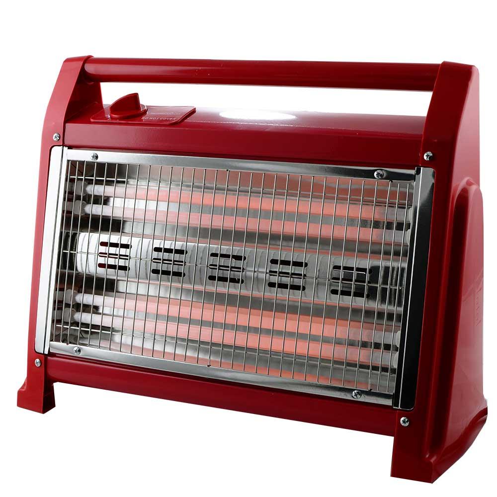 Θερμάστρα χαλαζία με 4 λάμπες 1600W BORMANN BEH3500
