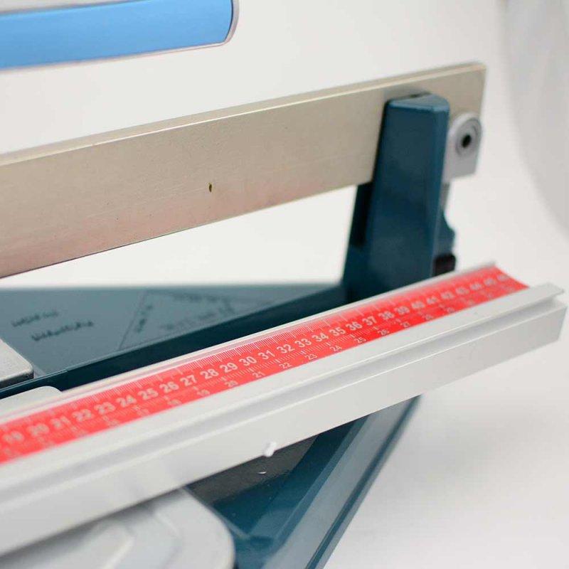 Κόφτης πλακιδίων με βάση αλουμινίου 630mm BORMANN BTC2000