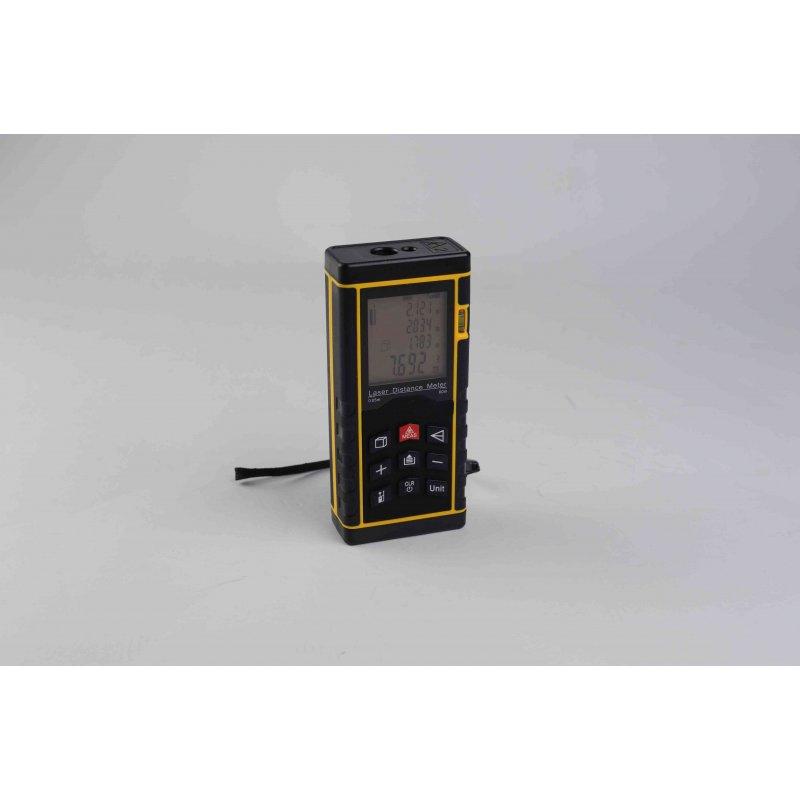 Μετρητής αποστάσεων laser 60m BORMANN BDM6000