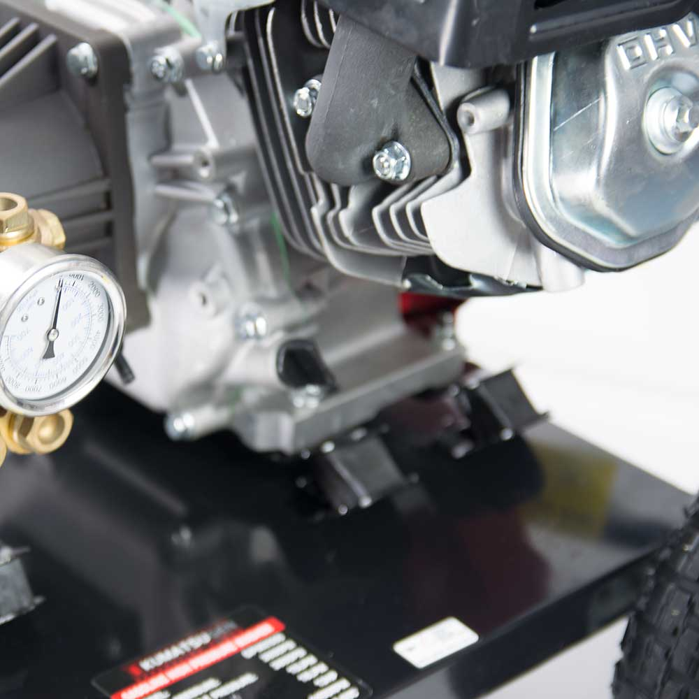 Πλυστικό βενζίνης 300BAR 13hp KUMATSUGEN GPW2500