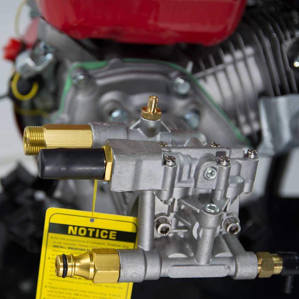 Πλυστικό βενζινοκίνητο 190bar KUMATSUGEN GPW2000
