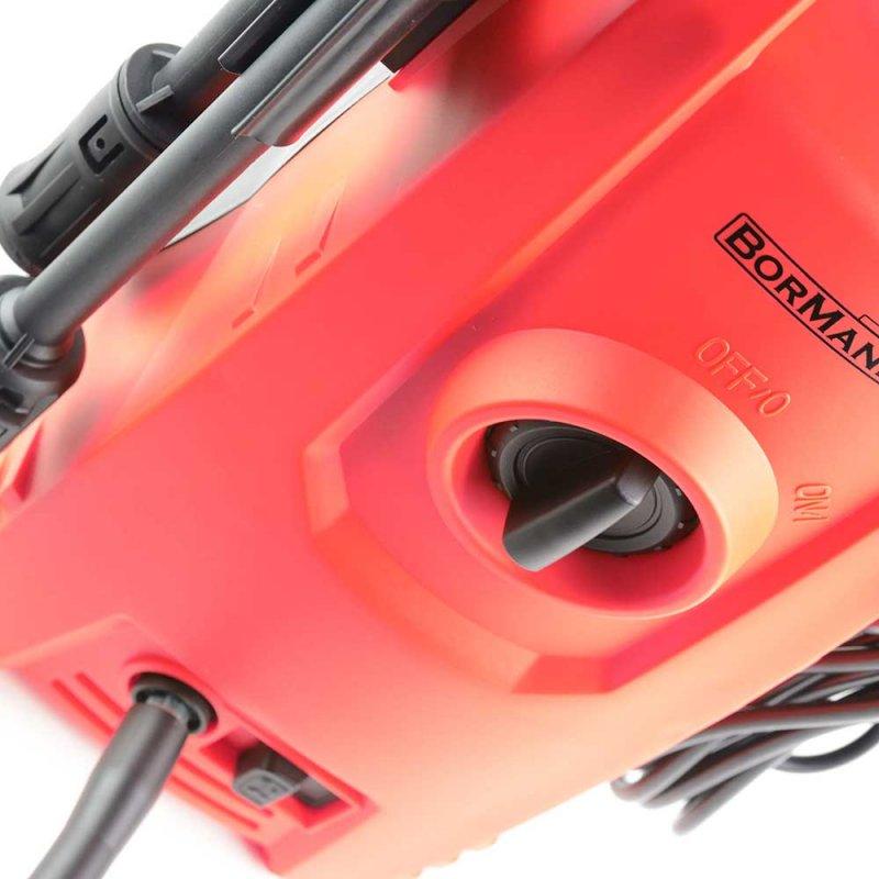 Πλυστικό υψηλής πίεσης 1400W BORMANN BPW1500
