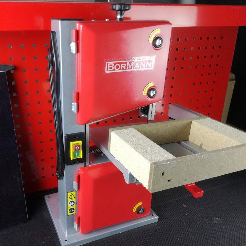 Πριονοκορδέλα ξύλου 250W BORMANN BBS2000