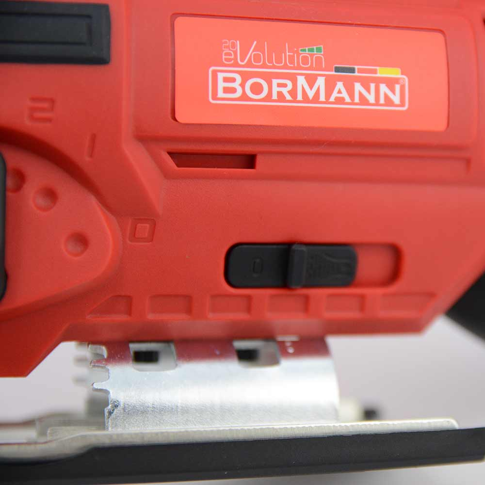 Σέγα μπαταρίας Li-Ion 20V σώμα Evolution BORMANN BEV2045