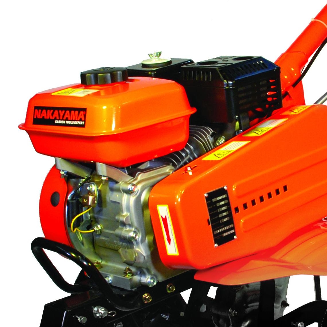 Σκαπτικό βενζίνης πλάτος 85cm NAKAYAMA MB6000