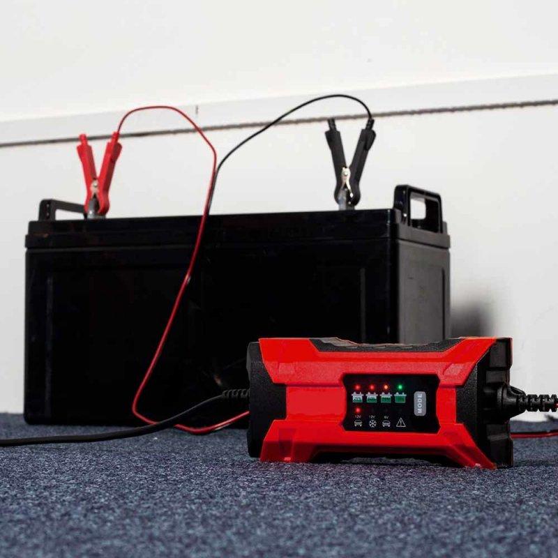 Φορτιστής - Συντηρητής 35W BORMANN BBC2500