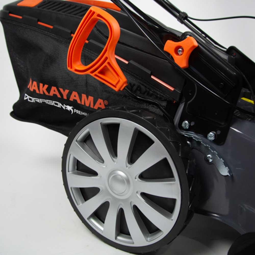 Χλοοκοπτική βενζίνης αυτοκινούμενη 56cm 4σε1 NAKAYAMA PM5800