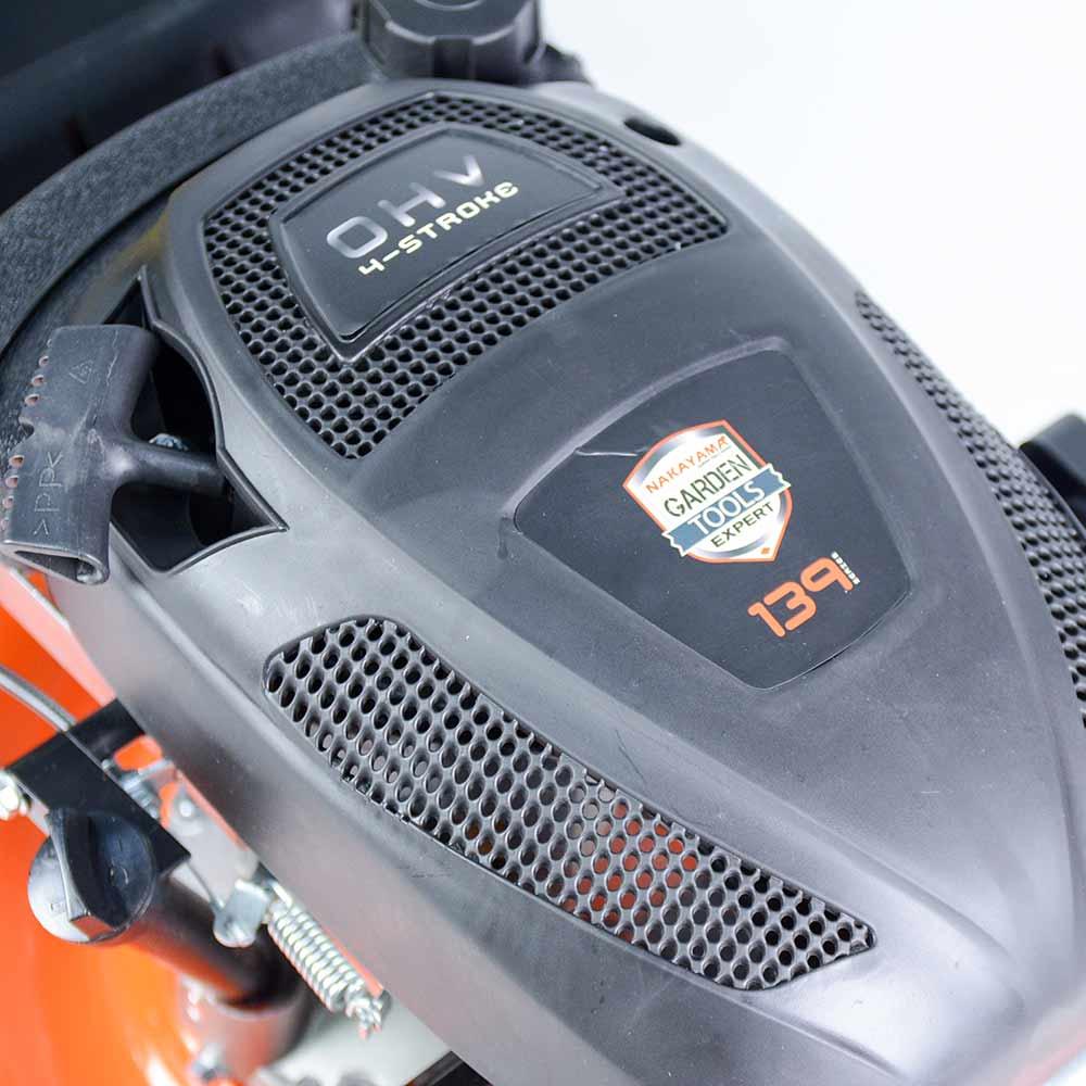 Χλοοκοπτική βενζίνης ωθούμενη 46cm NAKAYAMA PM4800