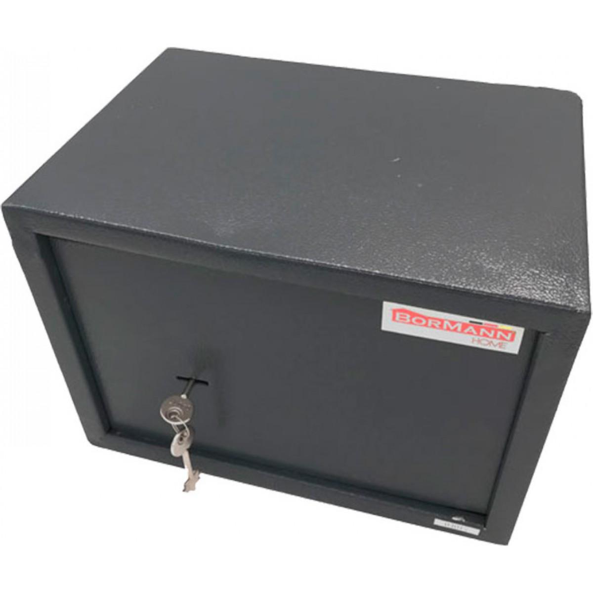 Χρηματοκιβώτιο με κλειδί BORMANN BDS2200