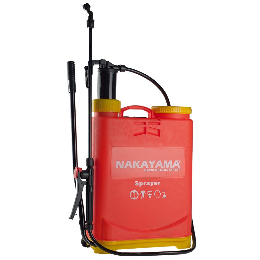 Ψεκαστήρας πλάτης 16 λίτρων NAKAYAMA NS1600