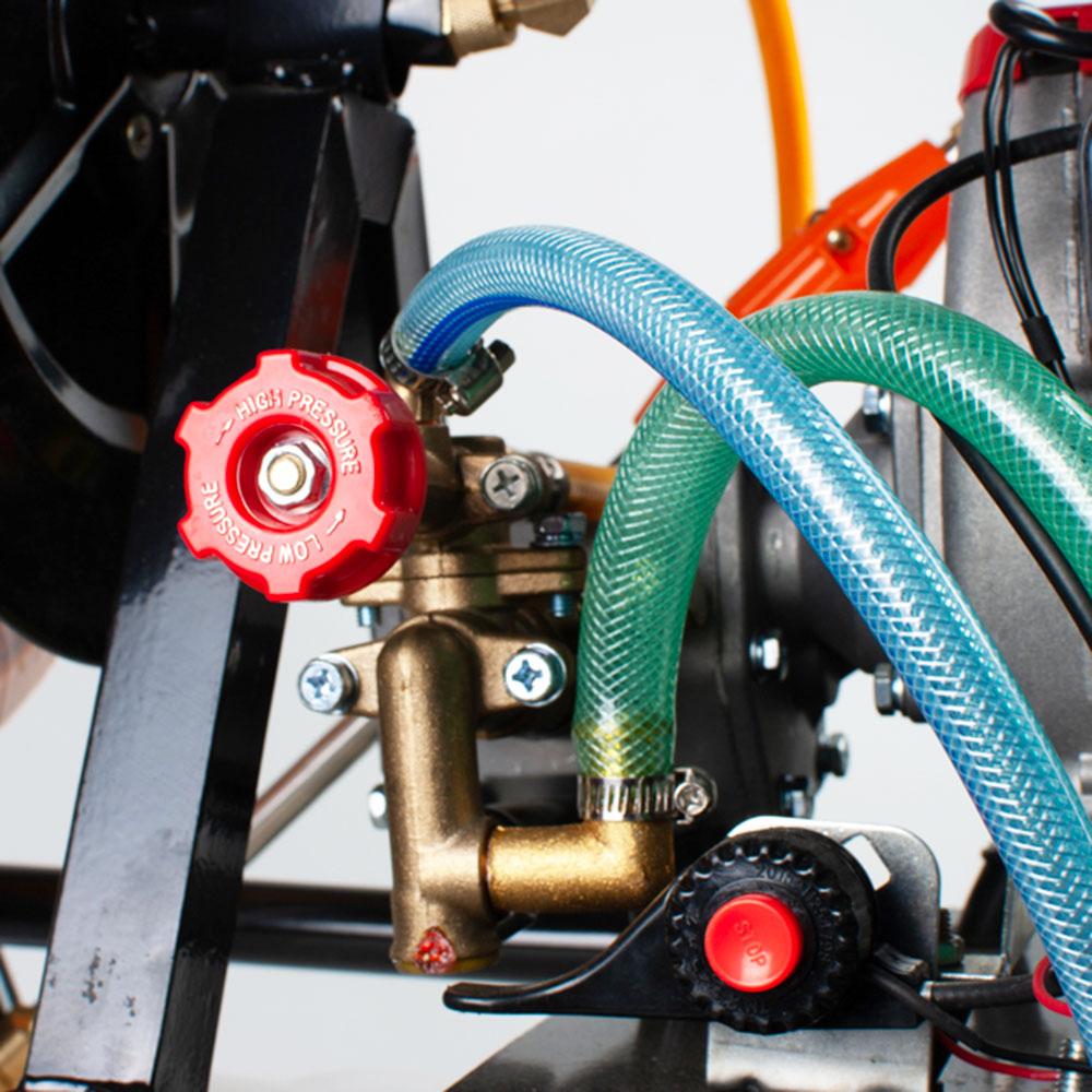Ψεκαστικό βενζίνης δίχρονο 26CC δοχείο 50L NAKAYAMA NS5100