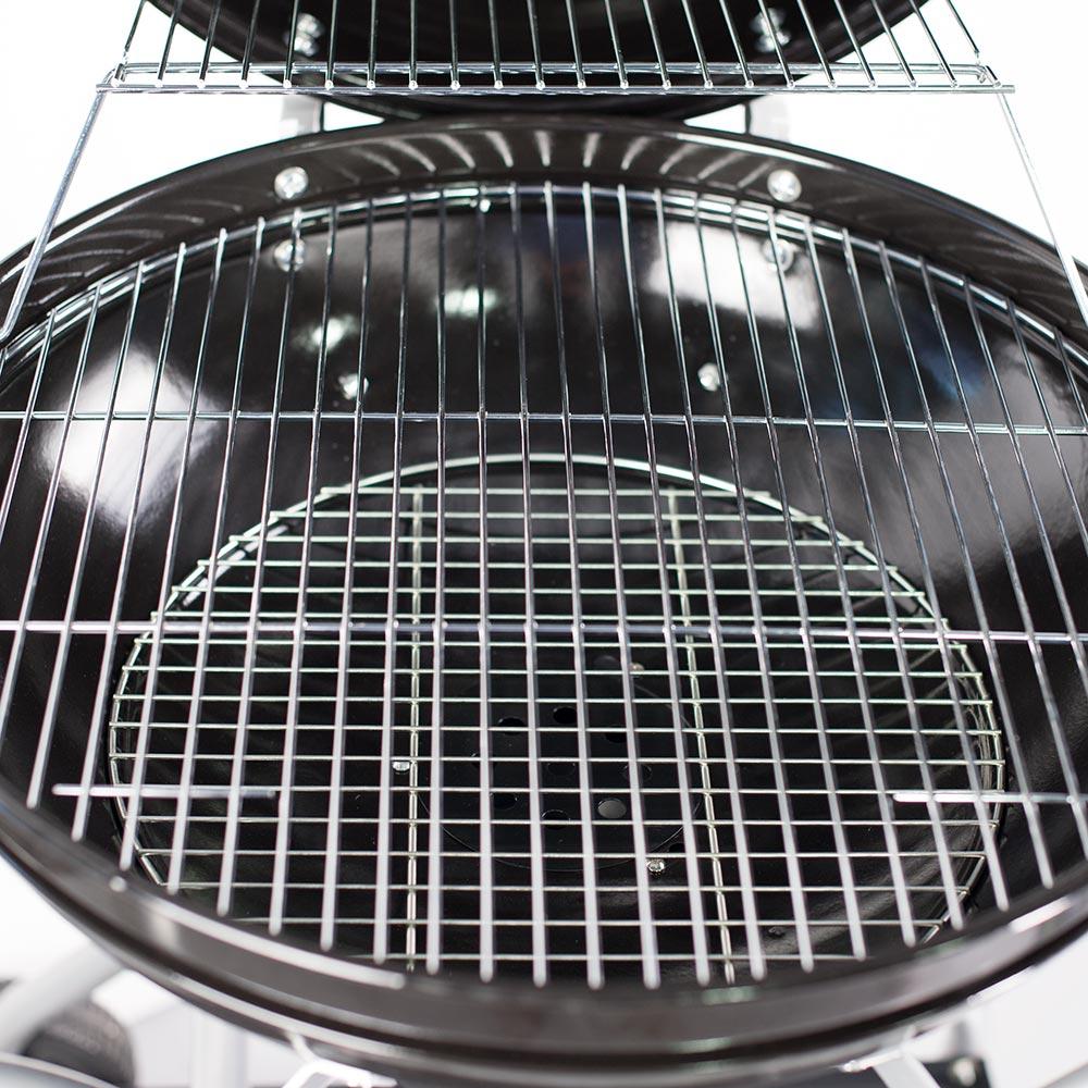 Ψησταριά κάρβουνου Φ54cm με ρόδες BORMANN BBQ1010