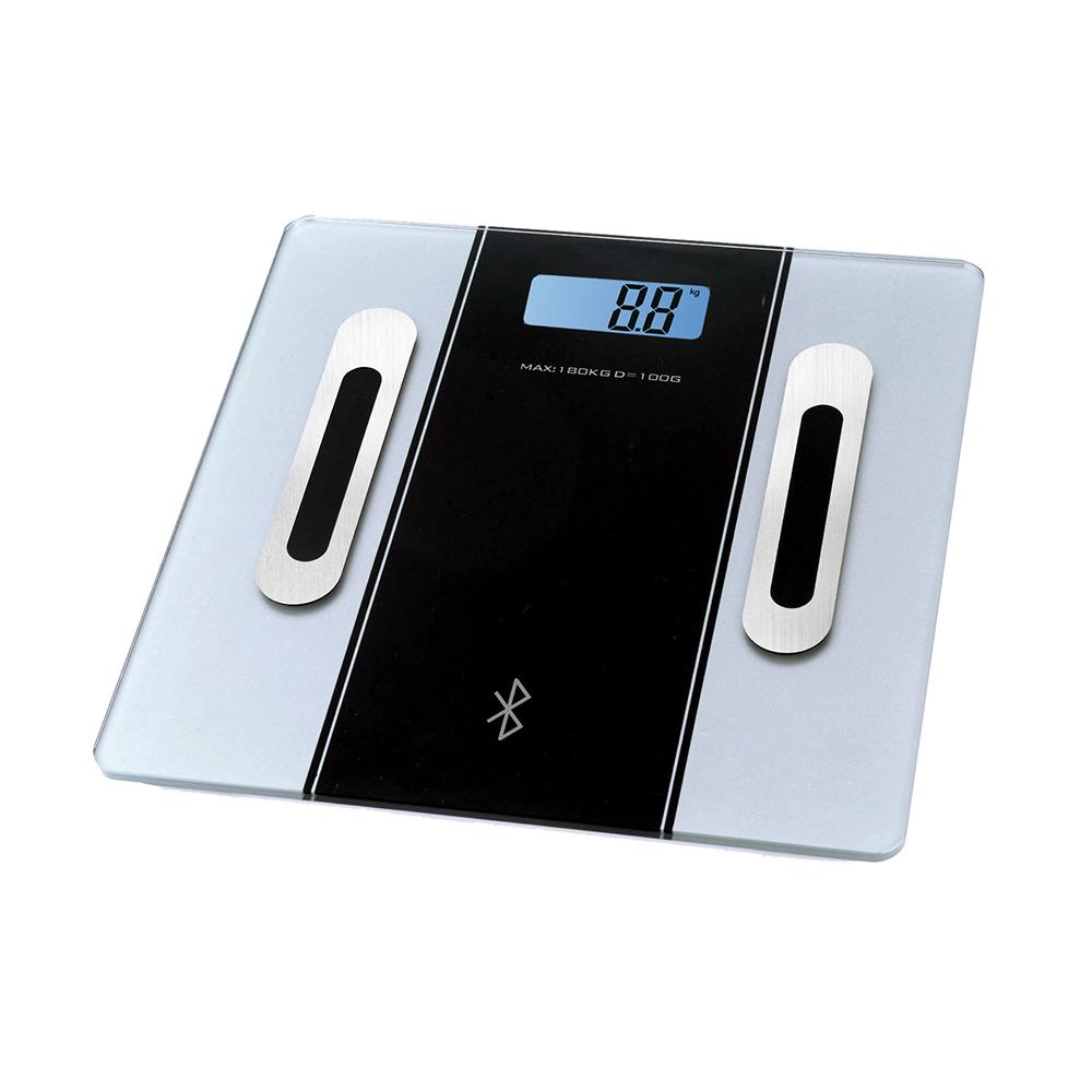 Ψηφιακή ζυγαριά μπάνιου με bluetooth 180Kg BORMANN BWS1800
