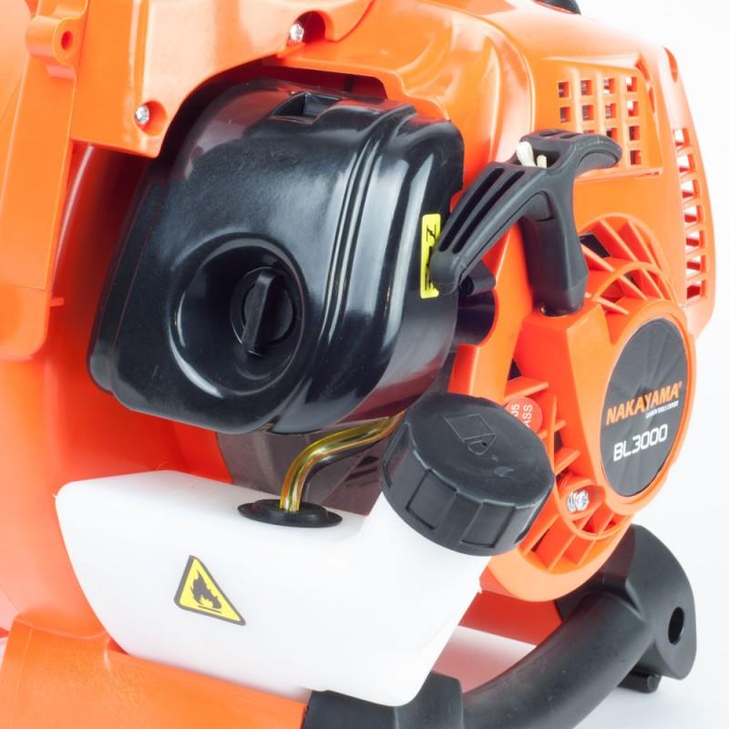 Φυσητήρας απορροφητήρας βενζίνης Nakayama BL3000