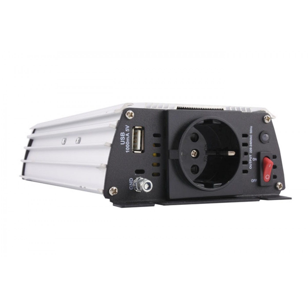 Inverter μετατροπέας 500W BORMANN BMI1200