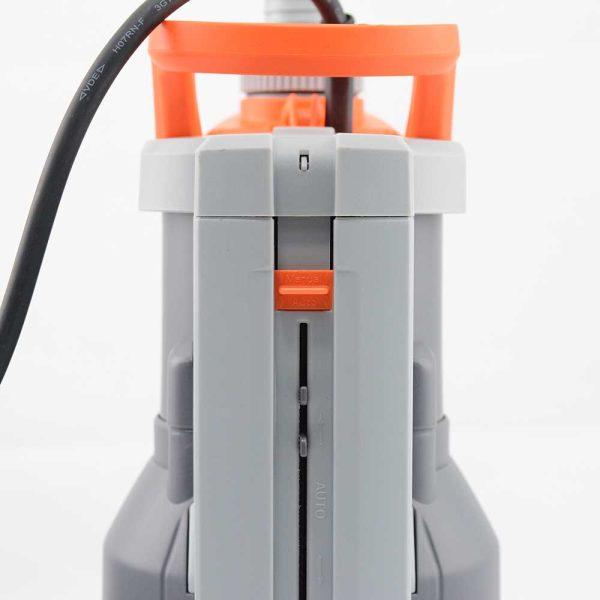 Αντλία ακαθάρτων 900watt με ενσωματωμένο φλοτέρ Nakayama NP1080