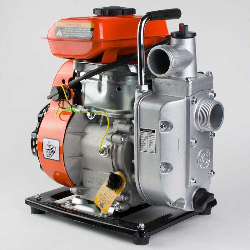 Αντλία βενζίνης 4χρονη 2,5ΗΡ - 97cc - MAN.15m - 1,5x1,5'' NAKAYAMA