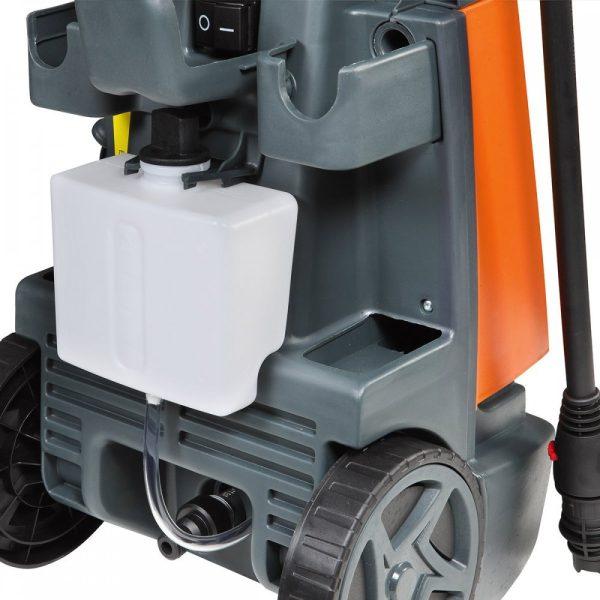 Πλυστικό μηχάνημα υψηλής πίεσης 125Bar 1750Watt PW115C OLEO-MAC